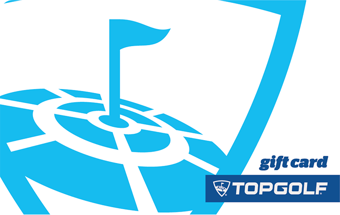 Top Golf International eGift