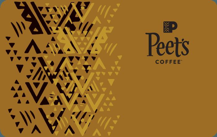 Peet's Coffee eGift Card