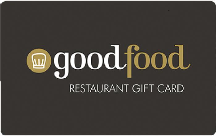 Good Food eGift Card