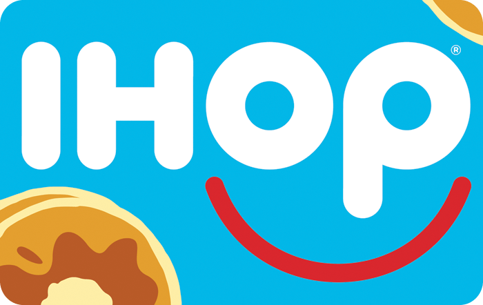 Promotion of IHOP eGift Cards