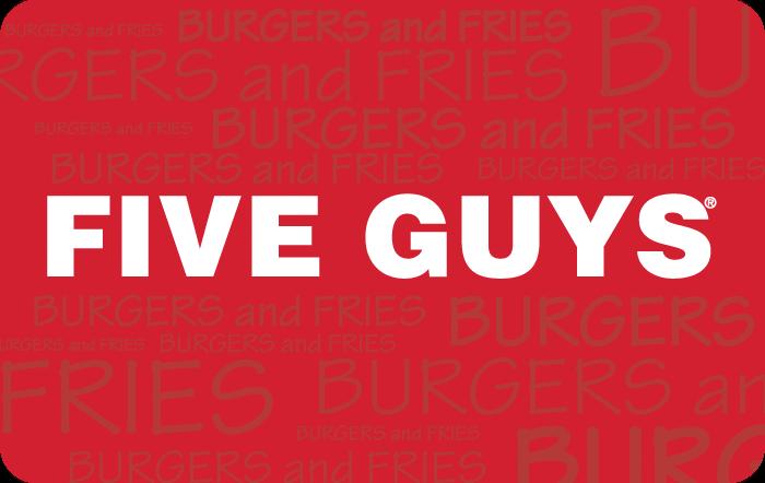 Five Guys eGift