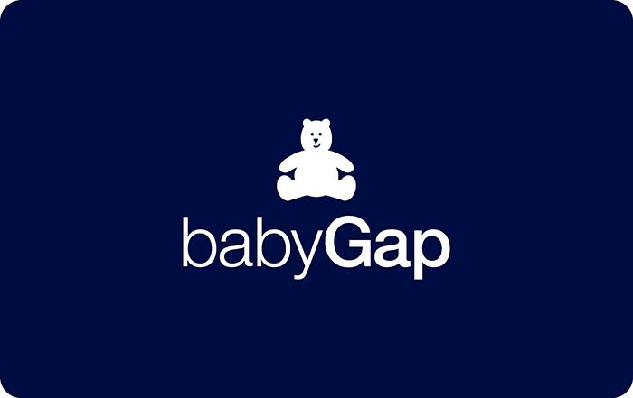 Baby Gap eGift