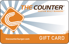 The Counter Gift Card
