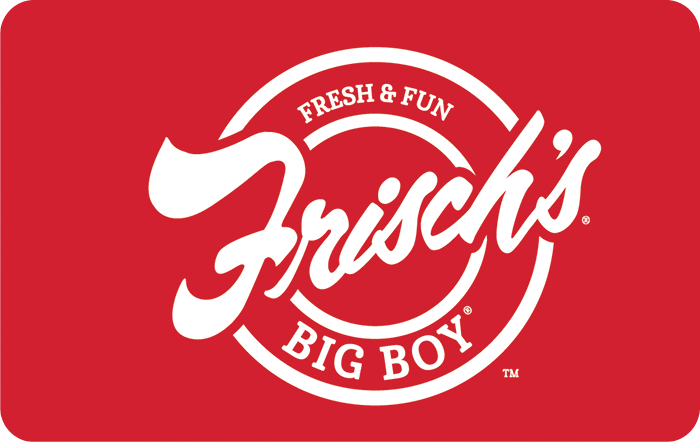 Frischs Restaurants Gift Card