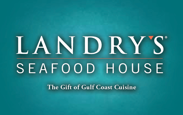 Landrys Seafood House Gift Card