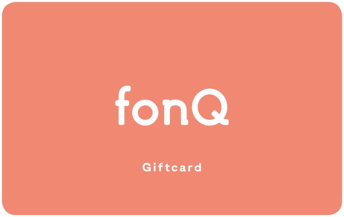 fonQ digitale code