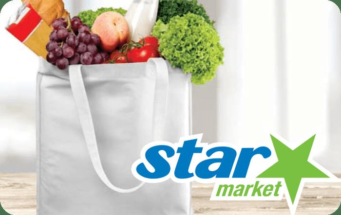 Star Markets eGift
