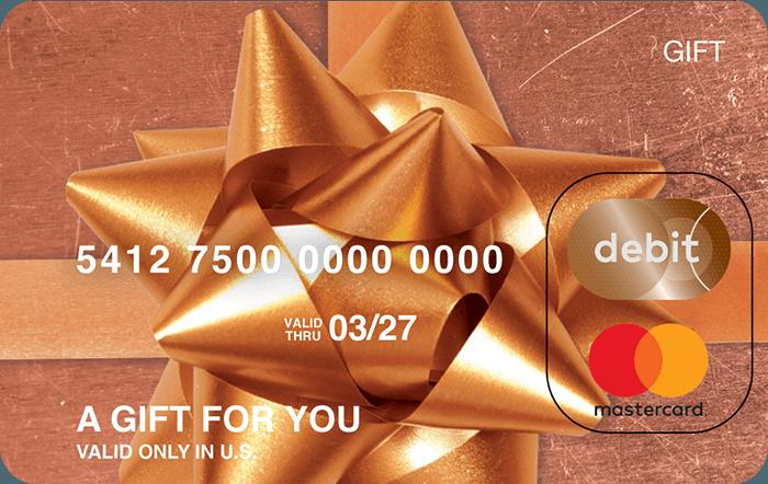 Mastercard® Gift Card