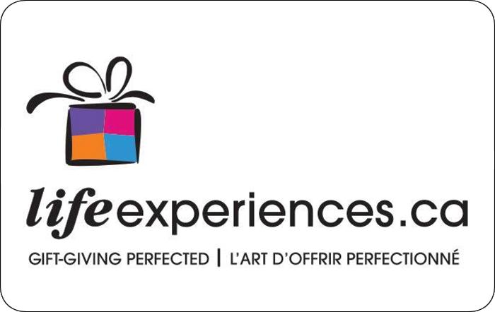 Life Experiences eGift Card