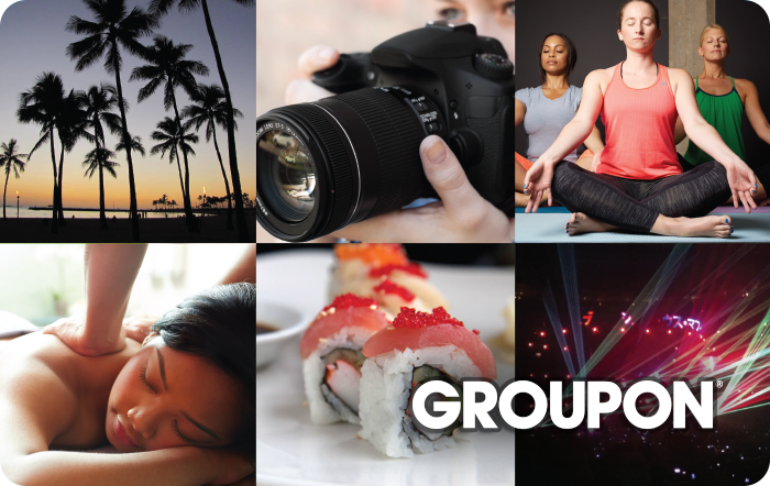 Groupon eGift Card for Incentives and Rewards