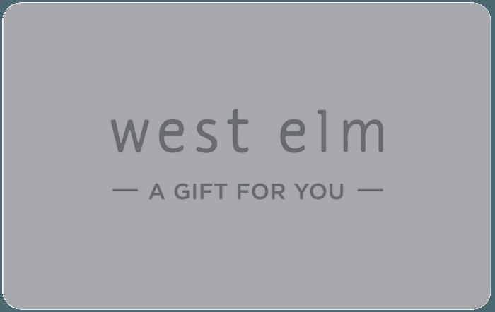 west elm eGift