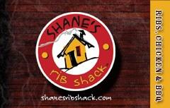 Shane's Rib Shack Gift Card