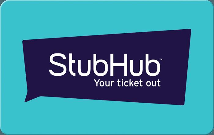 Stubhub eGift Cards