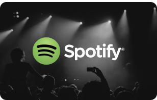 Spotify $30 eGift
