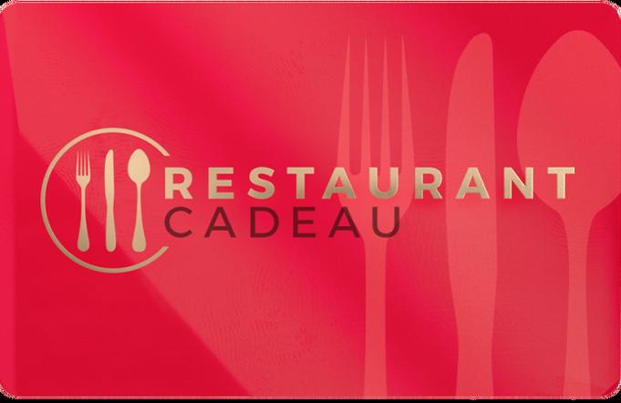 Restaurant Cadeau eGift