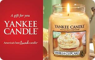 Yankee Candle eGift Card