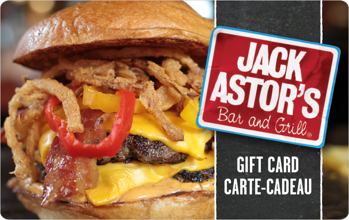 Jack Astor's Bar and Grill eGift Card