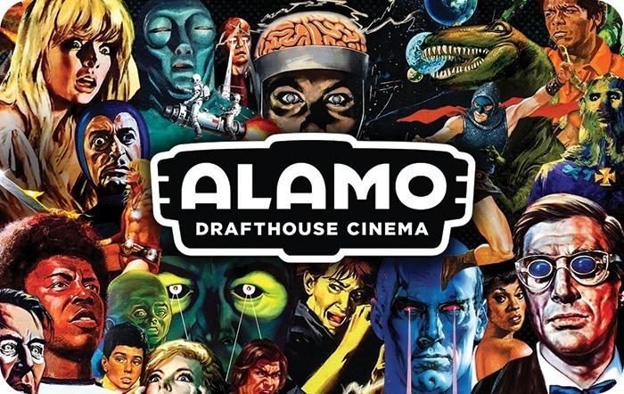 Alamo DraftHouse Cinema eGift Card