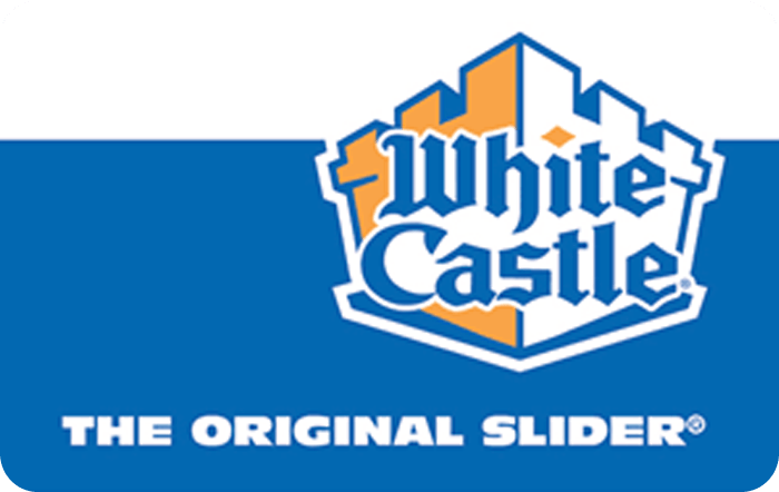 Promotion of White Castle Gift Card