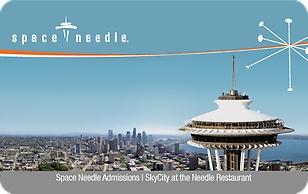 Space Needle eGift Card