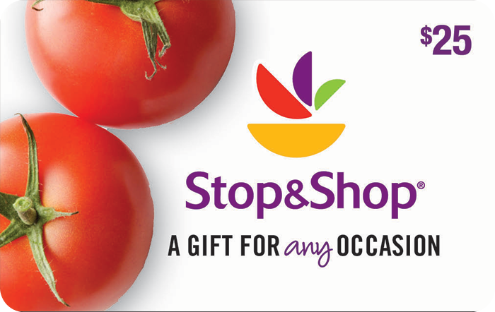 Stop N Shop $25 Gift Card