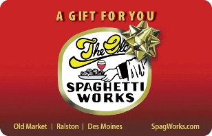 Spaghetti Works eGift Card