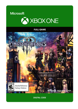 Kingdom Hearts 3 Standard Edition