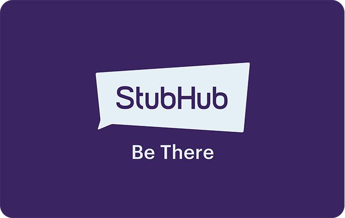StubHub eGift Card