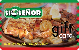 Si Senor eGift Card