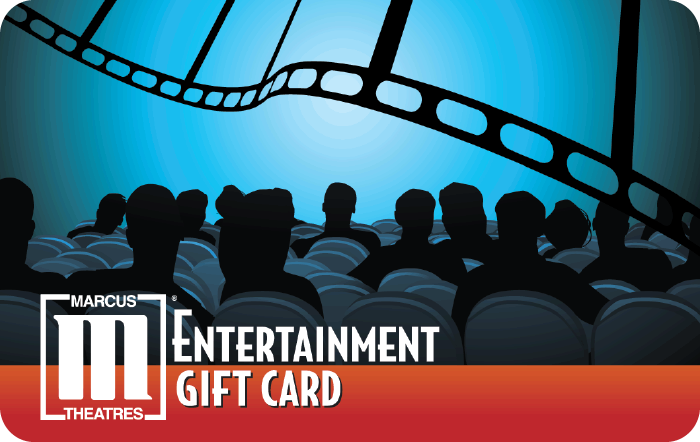 Marcus Theaters Gift Card