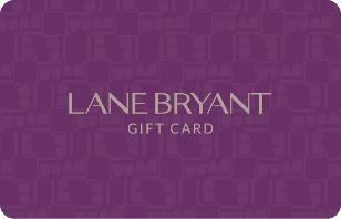 Lane Bryant eGift Cards