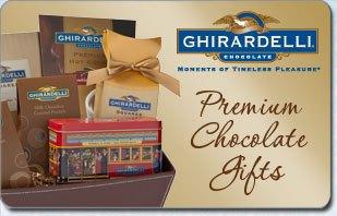 Ghirardelli Chocolate Company eGift
