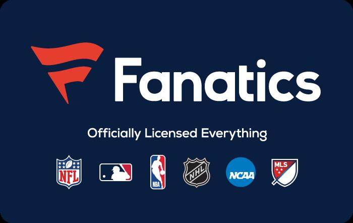 Fanatics eGift Card