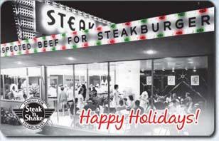 Steak 'N Shake eGift Card
