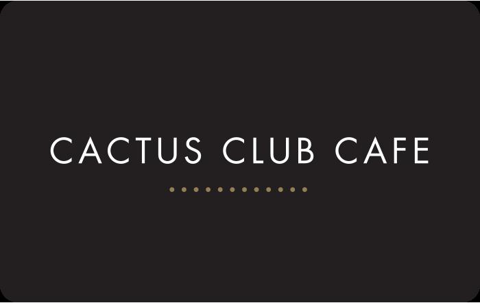 Cactus Club Cafe eGift Card