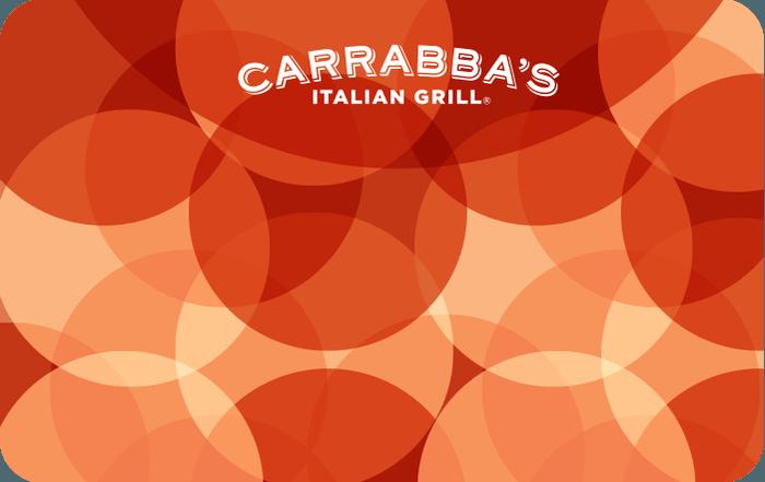 photo about Carrabba's Printable Menu titled Carrabbas eGift Card