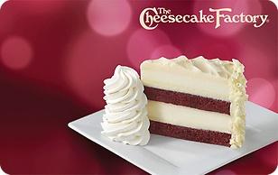 The Cheesecake Factory eGift