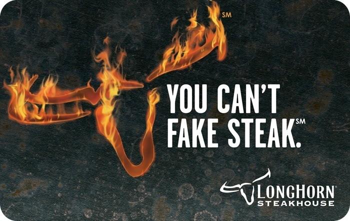 Longhorn Steakhouse® eGift Card