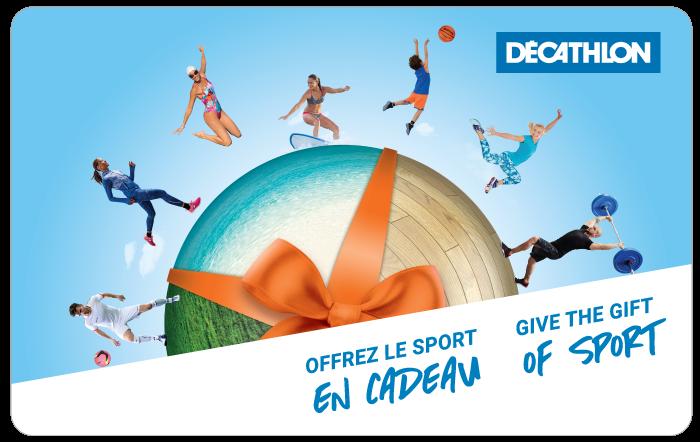 Decathlon eGift Card