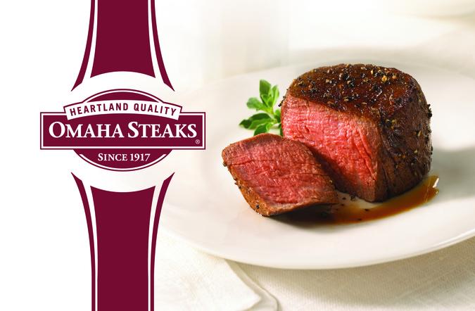 Omaha Steaks eGift