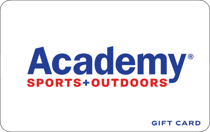 Academy Sports & Outdoors Gift Card