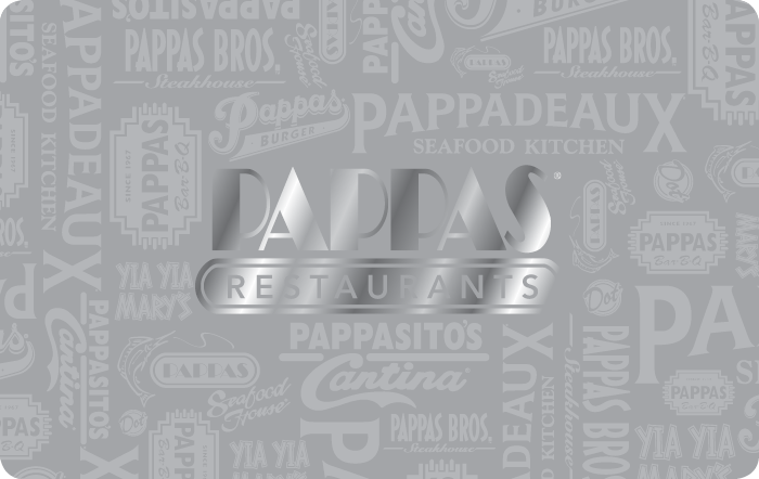 Pappas Restaurants eGift