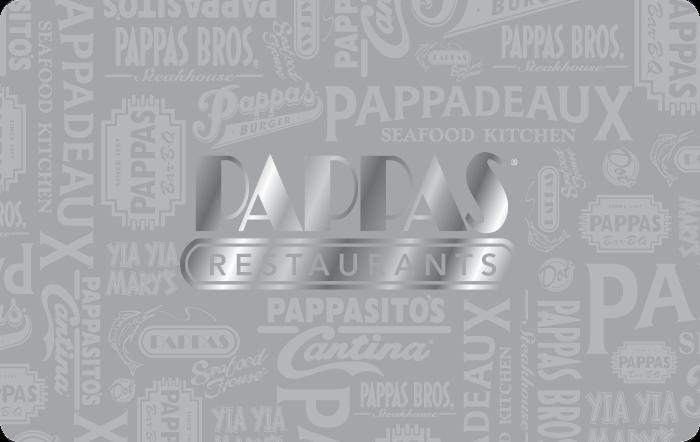 Pappas Restaurants eGift