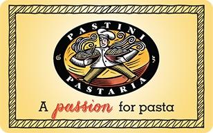 Pastini Pastaria eGift Card