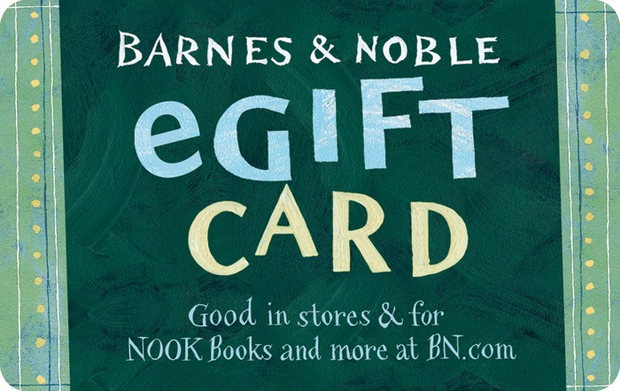 Barnes & Noble eGift