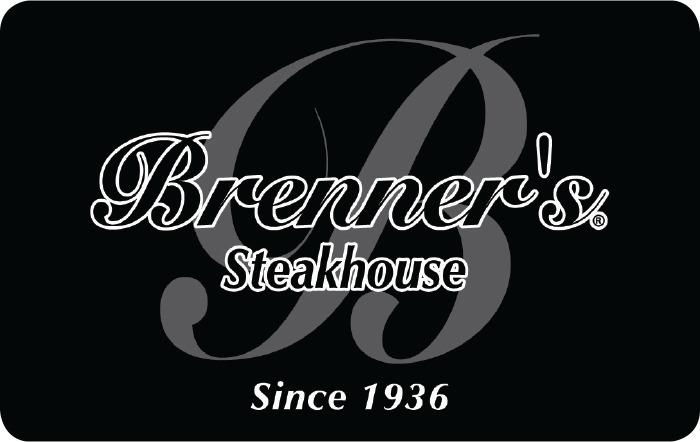 Brenner's Steakhouse Gift Card