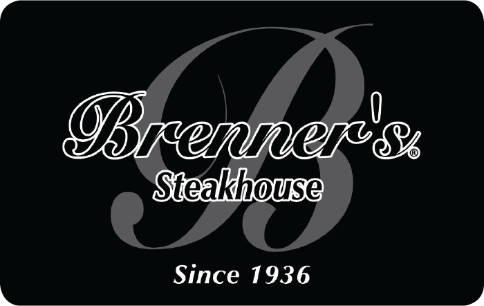 Brenner's Steakhouse Gift Card