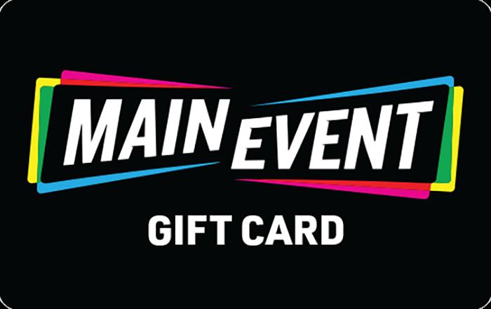Main Event eGift Card