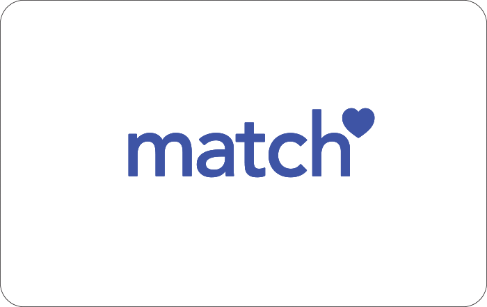 Match.com $30 Gift Card
