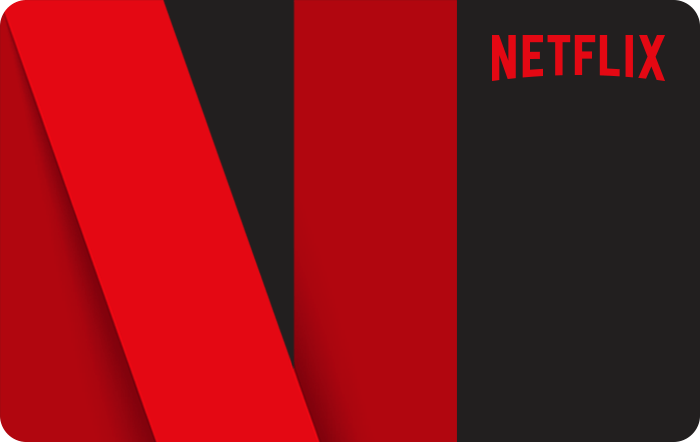 Netflix eGift Cards